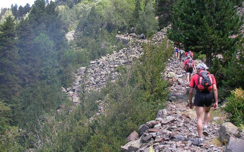 Ultra Trail del Aneto 2009