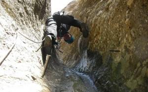 Vía Ferrata de la Canal del Palomo