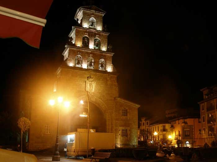 Iglesia de Cangas de Onis