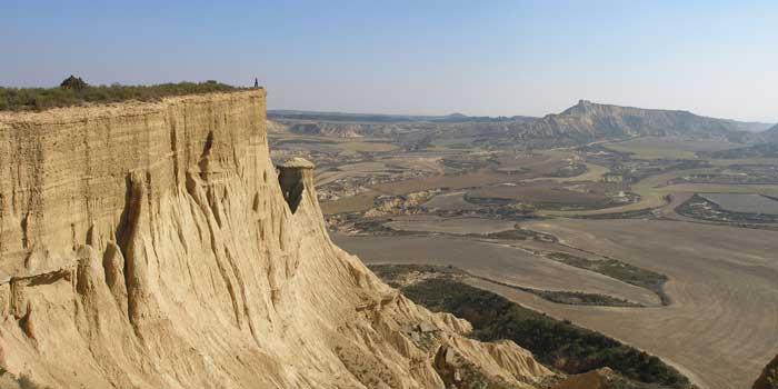 Vistas desde Piskerra Oeste a Piskerra Este