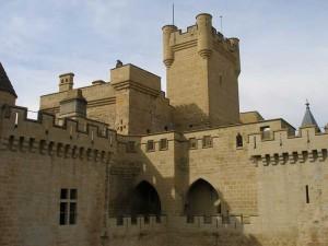 Bardenas Reales y Castillo de Olite