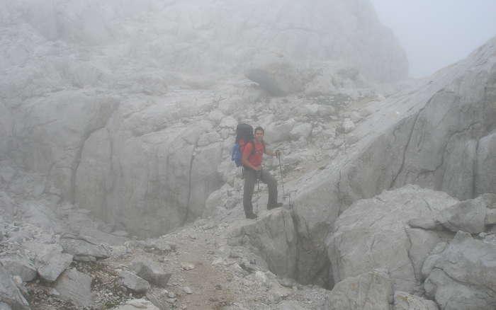 Lara en la niebla