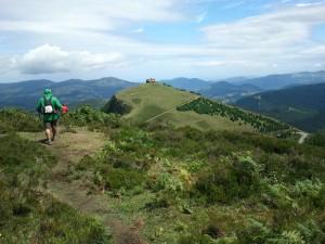 Maratón alpina de Galarleiz