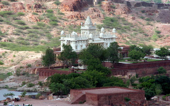 Mausoleo de Jaswant Thada