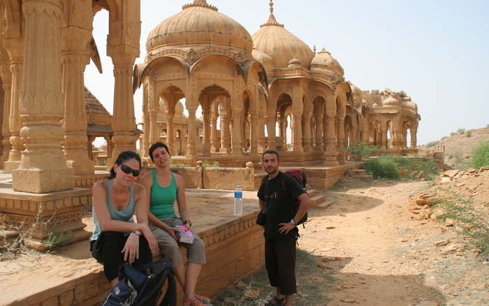 Templos de Barabaj