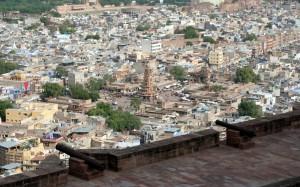 [India] Jodhpur, la Ciudad Azul