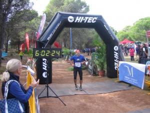 Maratón de Montaña de Jarapalos