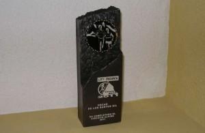 Entrega de trofeos del circuito alpino 2011