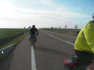 Camino de Santiago Francés en bicicleta (Etapa II)