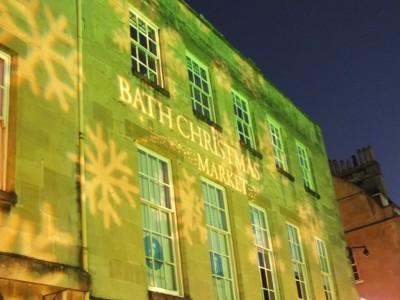 Mercadillo navideño de Bath