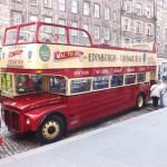 Un autobús turístico muy coqueto