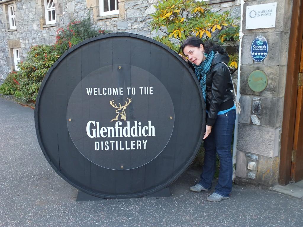 Destilería de Glenfiddich