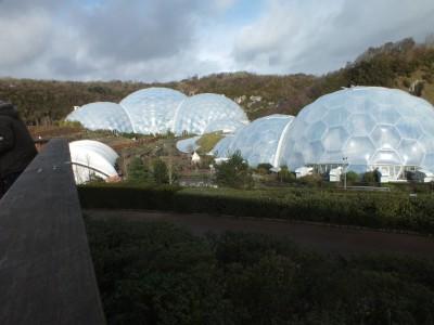 Proyecto Eden y Plymouth